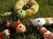 serpente di maglia