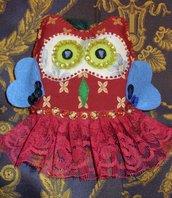 La casa dei Gufi ospita bellissimi animaletti in stoffa, scegli quello che fa per te!