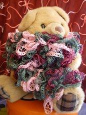 sciarpa colorata