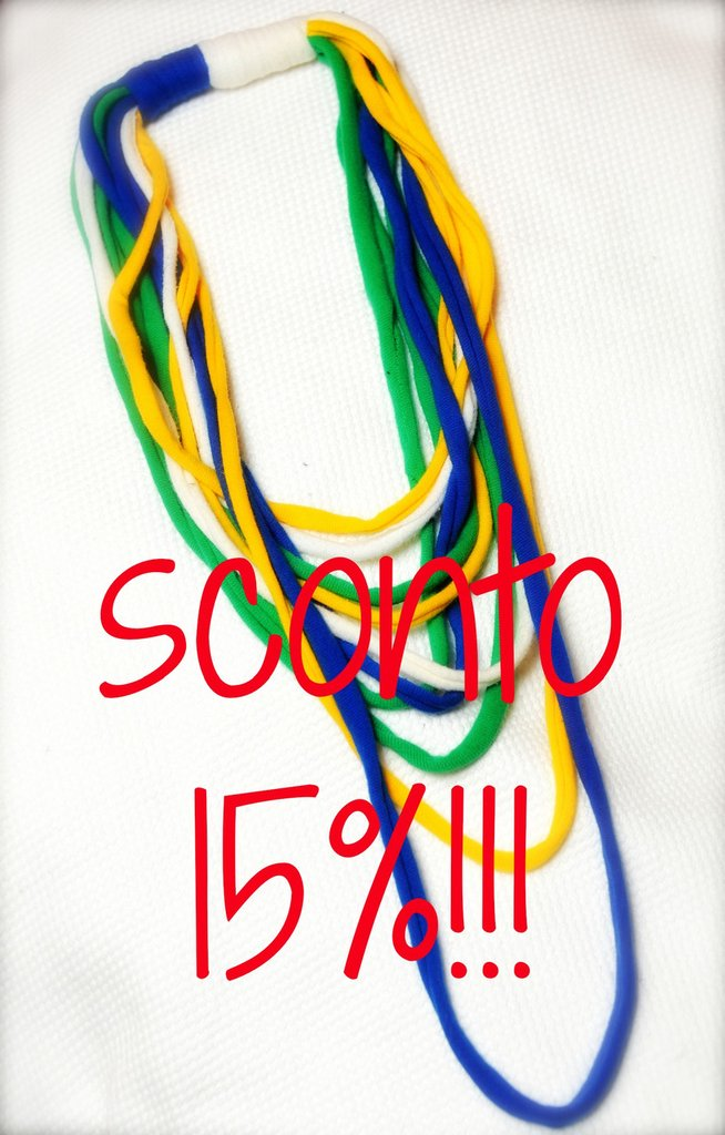 PROMO SCONTO 15% collezione 2013
