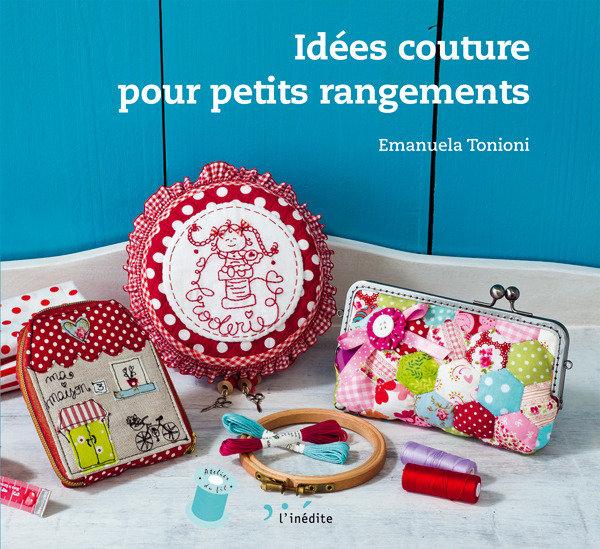 Libro - Idées Counture Pour Petits Rangements (prevendita)