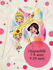 T-shirt bimba