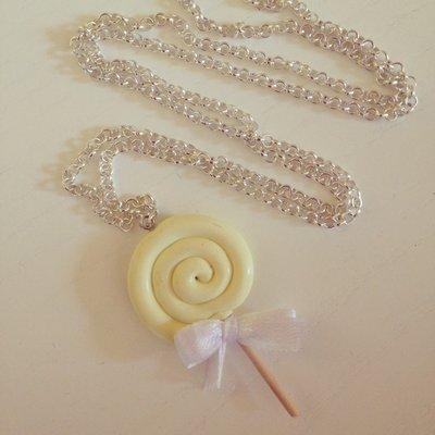 Collana Lollipop in Fimo