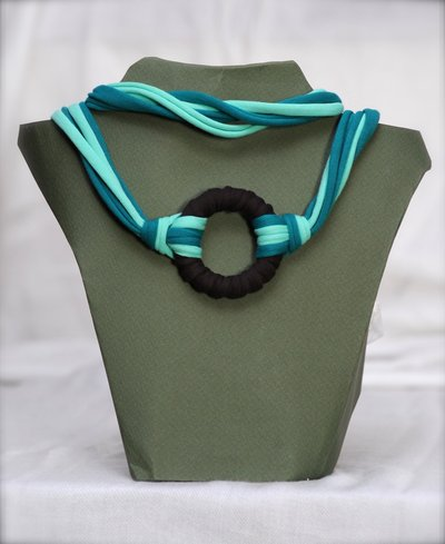 Collana lunga Chocomar