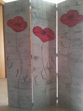 separe' in legno
