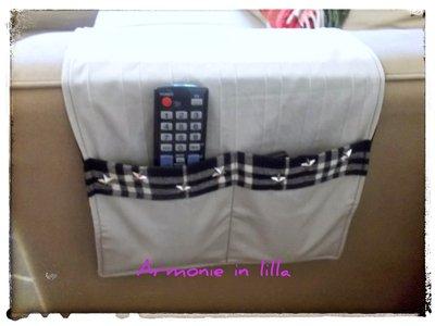 Porta telecomandi tv grigio