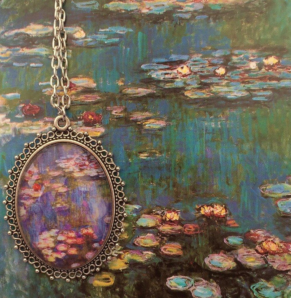 Collana Arte Monet, Ninfee