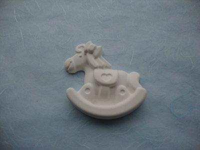 "Gessetto in polvere ceramica ""cavallino"""