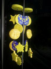 """CAMPANE SCACCIAPENSIERI """" sole e luna"""""""
