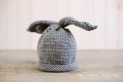 Cappellino Coniglietto - ideale per Pasqua