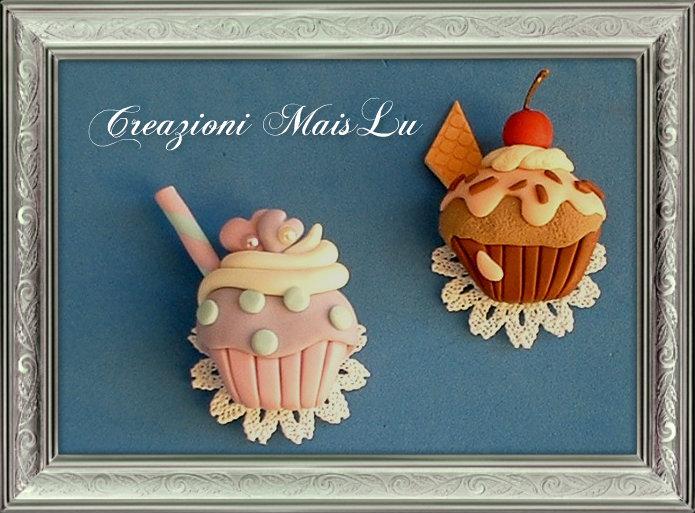 Cupcake, dolcetti calamita in pasta di mais
