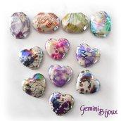 Lotto perle acrilico 1