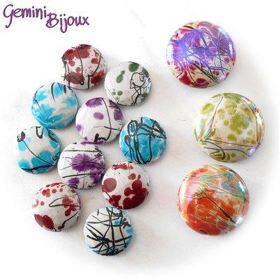 Lotto perle acrilico 2