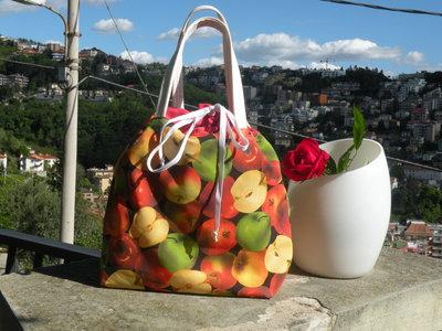 lunch bag , sacchetto pic-nic