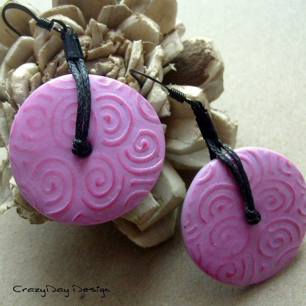Enno Rose earrings