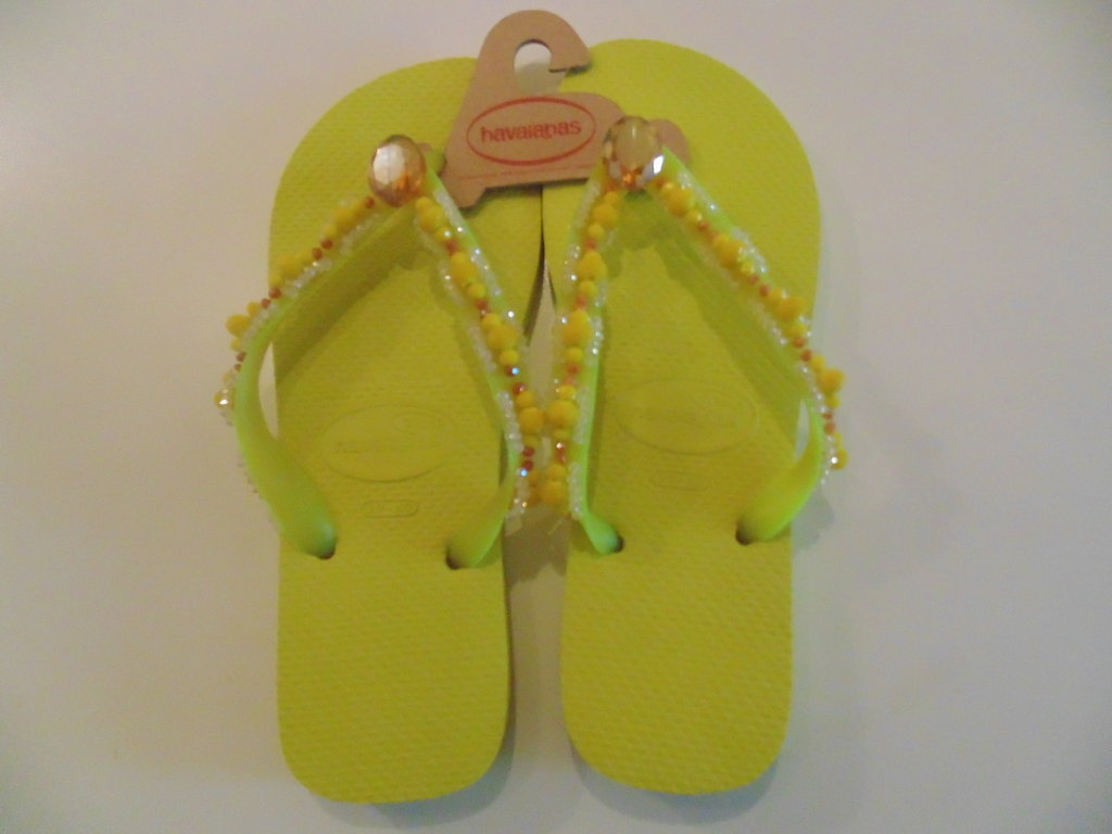 Havaianas flip flops ricamata n.39-40
