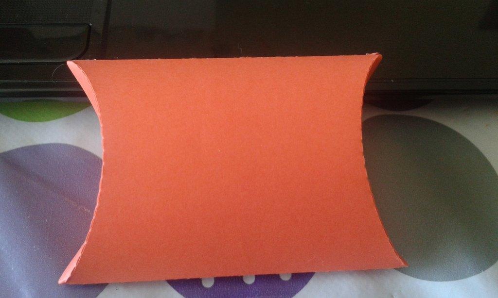 Scatolina portaconfetti bomboniera