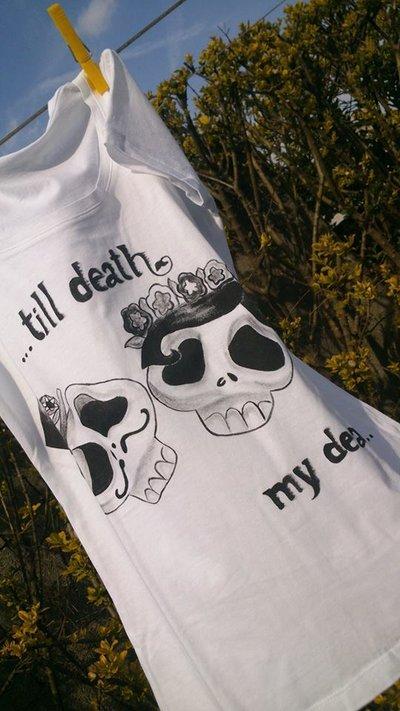 T-Shirt 'Till Death