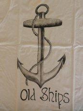 T-Shirt Old Ship