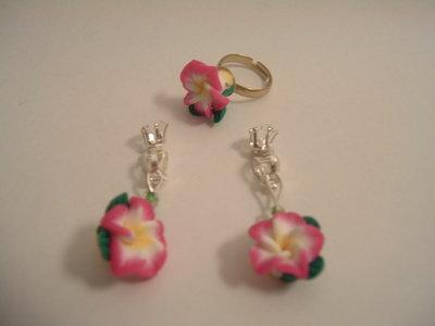 Orecchini Cherry Blossom