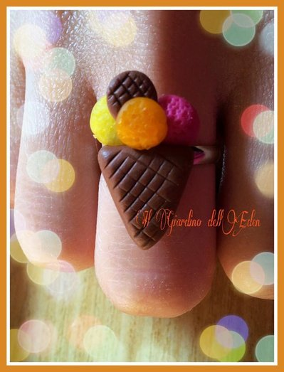anello gelato