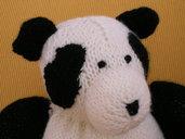 Panda di maglia