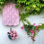 Accessori neonato Copertina per Neonato Accessori Culla per neonati e bambini Crochet Fatto a mano Photo prop