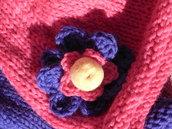 Cappelli bambina lana