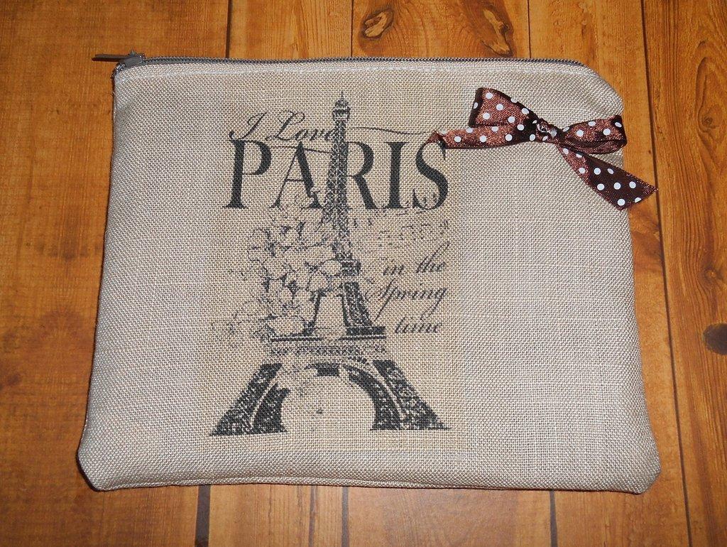 Astuccio Parigi Retro