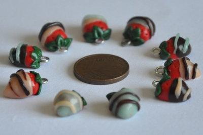 Mini-charms fragoline