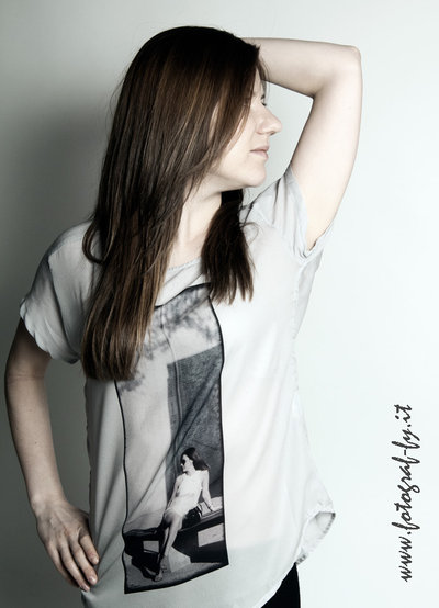 Maglietta fashion 100% personalizzabile con la tua foto