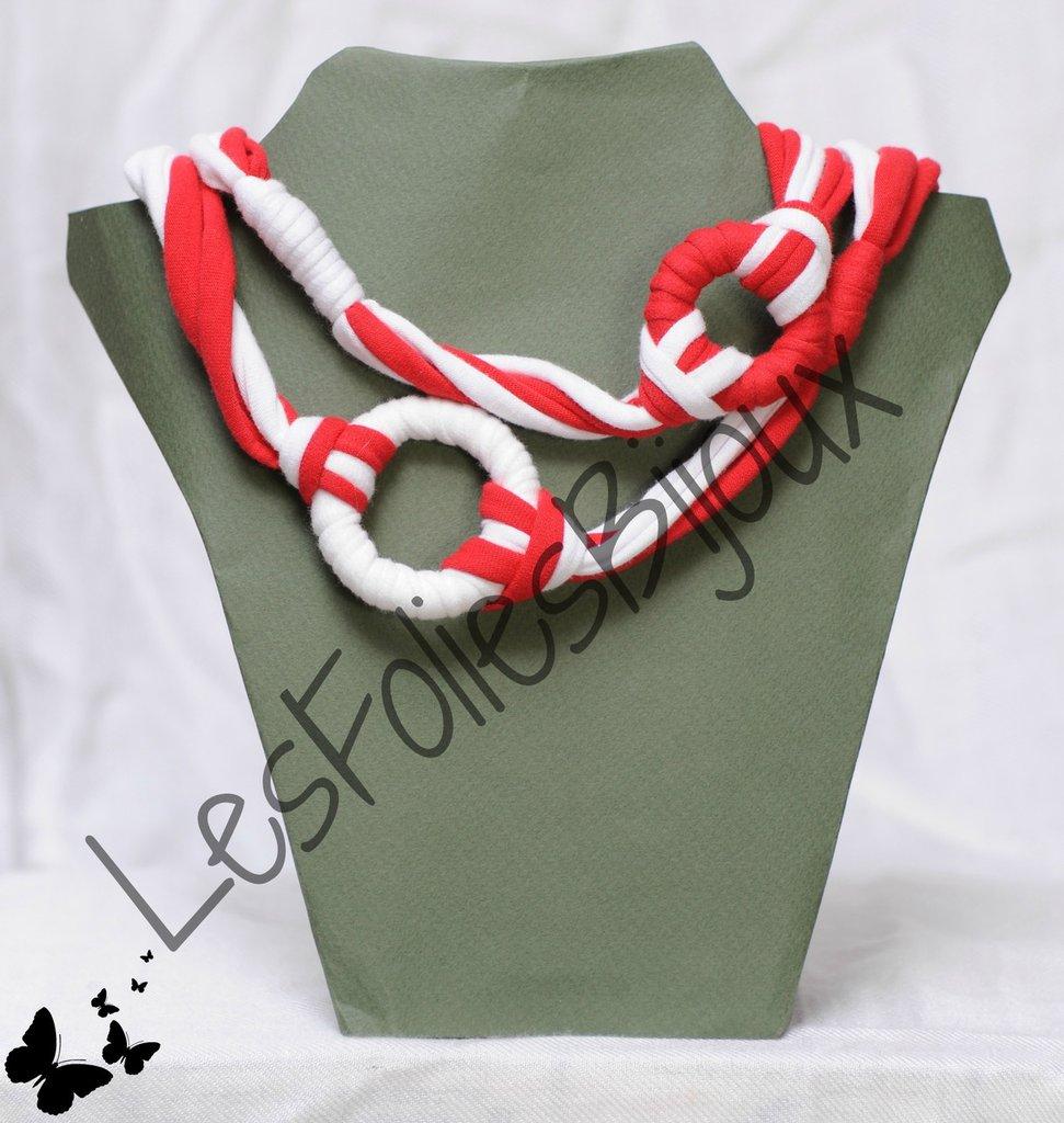 Collana lunga Matelot
