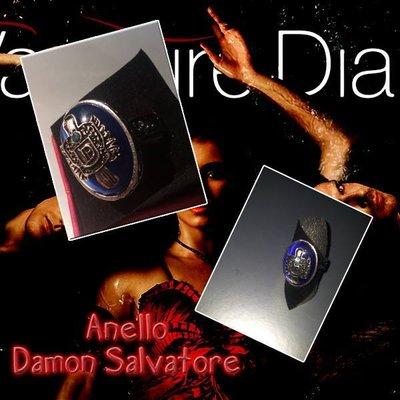 Anello Diurno di Damon Salvatore The Vampire Diaries