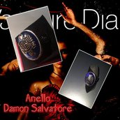 Anello Diurno di Damon Salvatore The Vampire Diaries