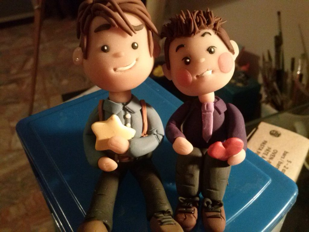 Jack & Ianto (dalla serie Torchwood)