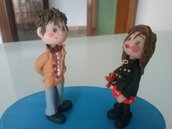 Doctor Who Smithy con Clara