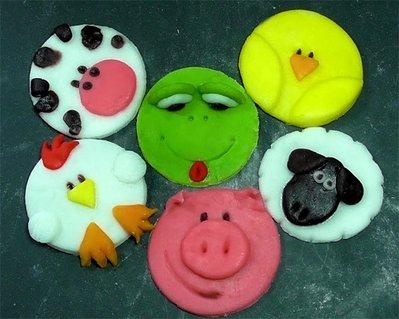 Biscotti Animali