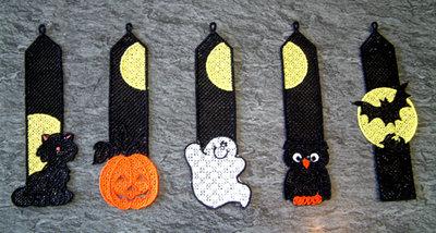 Segnalibro serie Halloween