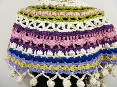 poncio in lana