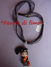 collana Mary Poppins fimo