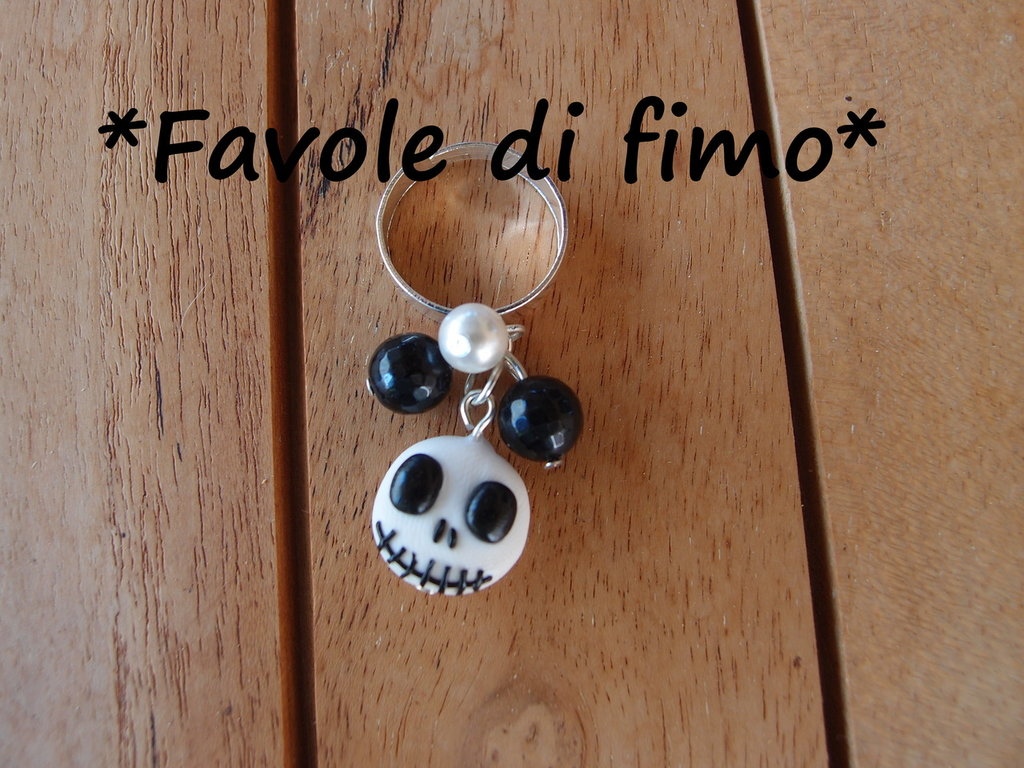 anello nightmare before christmas