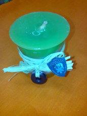 candela di cera