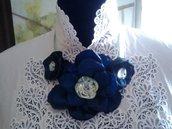 collana blu cangiante