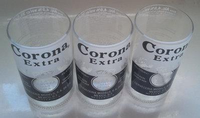 Bicchieri da bottiglia Birra Corona glass vetro