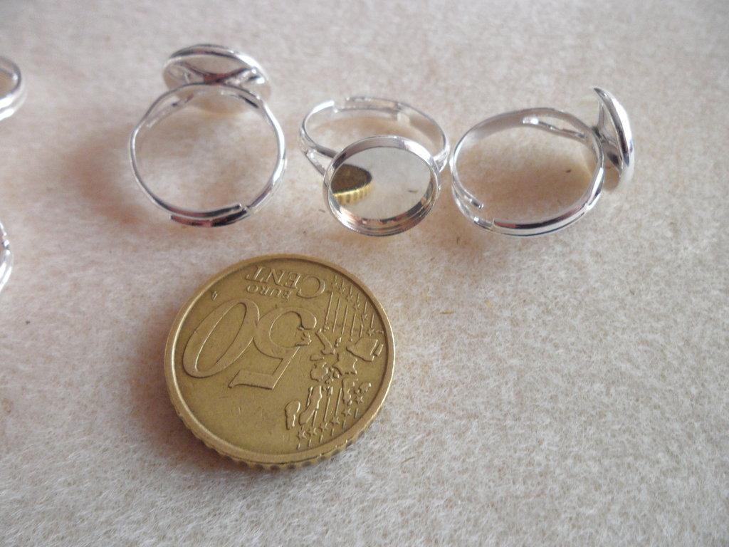 Base per anello regolabile