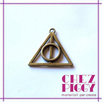 Ciondolo Doni della Morte - Harry Potter