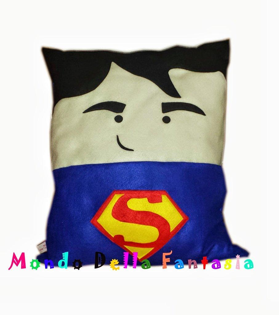 "Cuscino ""Superman"""