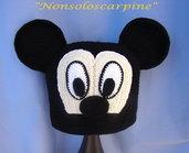 """Cappello """"Topolino"""" """"Mickey"""""""