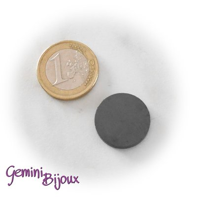 Calamita magnete in ferrite 20x3