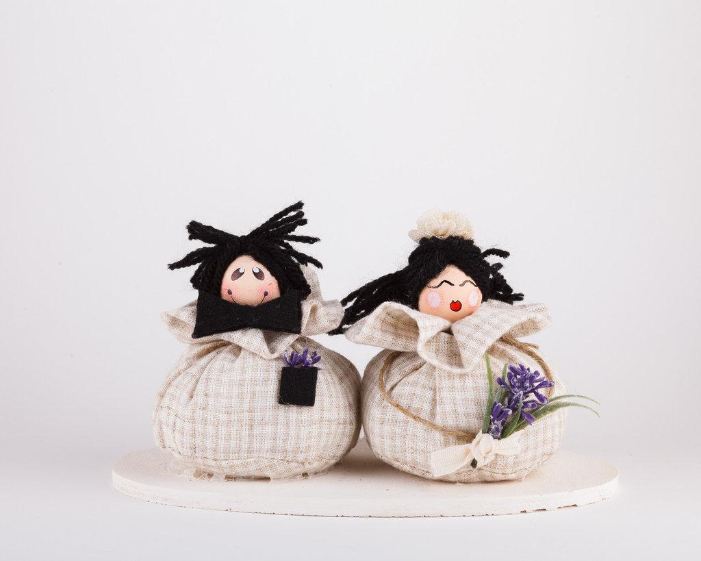 top cake matrimonio fatti a mano